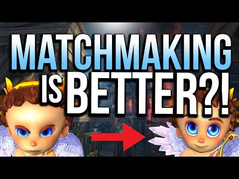 dota 2 matchmaking changes