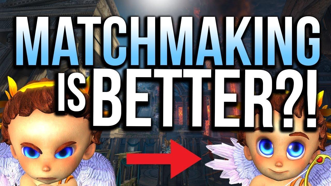 Smite siege matchmaking