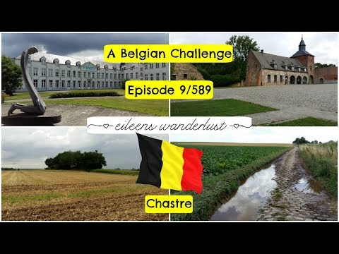 Visit Belgium -  9/589 –  Chastre – Peaceful Fields and Colonial history