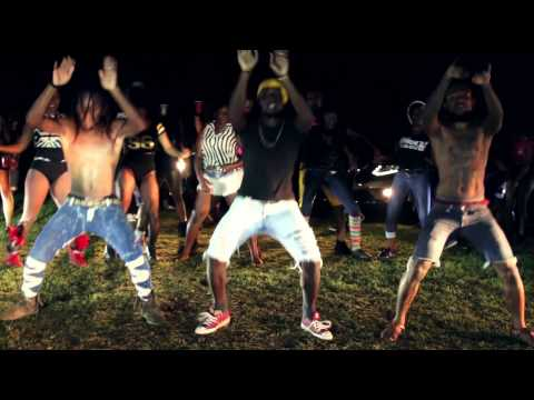 Hypa 4000 - Dutty Dancing Official Music Video (SVG Road March 2015)