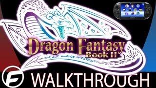 Dragon Fantasy: Book II Walkthrough Part 1 PS VITA