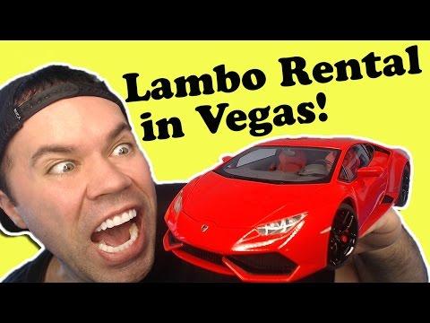 Lamborghini Huracan Review   Exotic Rental in Las Vegas!