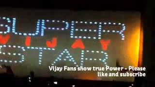 Vijay Fans Must watch - Answer to the big question in theatre