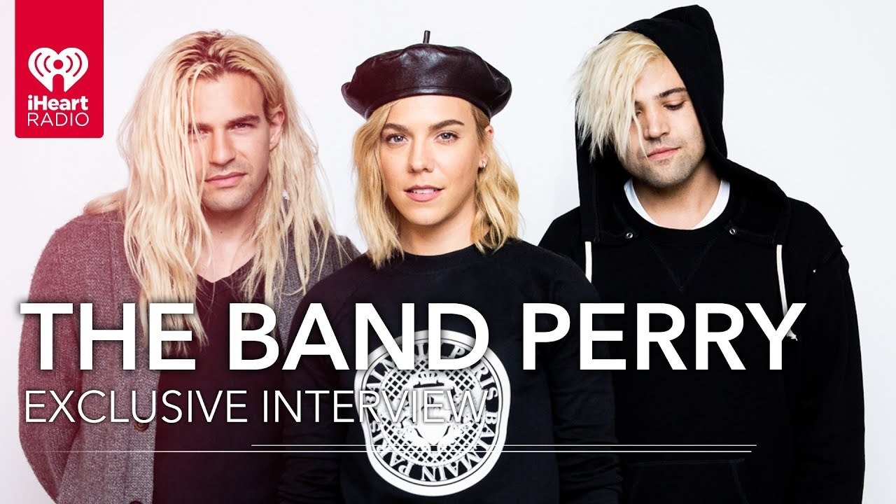 Who Did The Band Perry Make Their New EP With? | Exclusive Interview