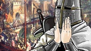 Вся правда о крестовых походах в играх и в реальности(В 2016 году исполняется 920 лет первому крестовому походу. Учитывая, что они нередко появлялись в играх вроде..., 2016-12-14T14:59:42.000Z)