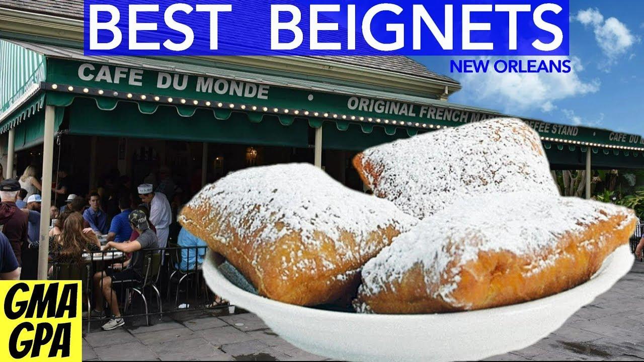Restaurant Cafe Du Monde