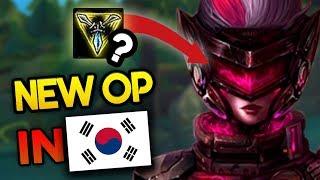 7 New OP Champs & Builds in Korea 7.18 SO FAR (League of Legends)