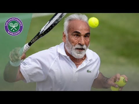 What Federer should have really done with those match points.