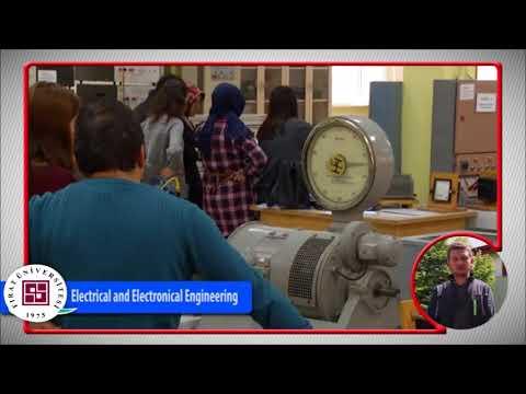 Fırat Üniversitesi Elektrik-Elektronik Mühendisliği Bölümü 2