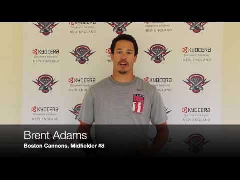 Kyocera New England Pregame Interview 7/30: Brent Adams