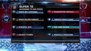 NHL Now:  Dan Rosen on best goaltending duo, Rangers` Deadline plan  Jan 9,  2019