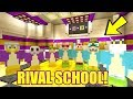 Bowser Jr's RIVAL School! [SCARY FIGHT!] - Nintendo High School - (Minecraft Switch) [43]