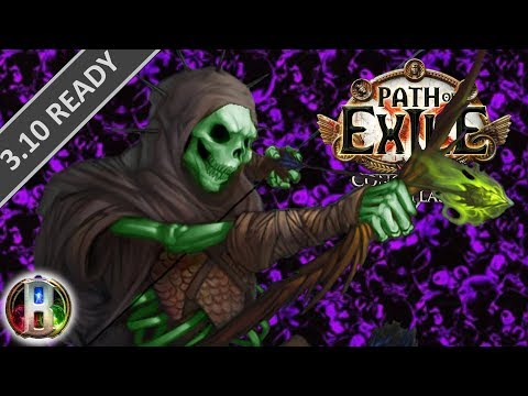Path of Exile 3.7 - Caustic Arrow Build - Pathfinder Ranger - Legion