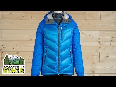 Outdoor Research Women's Alpine Down Hooded Jacket
