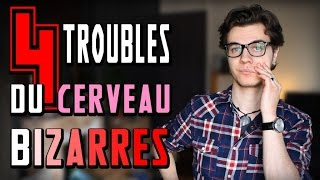 CHRIS : 4 Troubles du Cerveau Bizarres