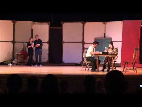 BACKSTAGE - by the Davison Drama Club