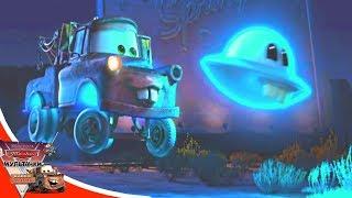 Мультачки | Байки Мэтра | НЛМ Неопознанный Летающий Мэтр - Сезон 2 серия 4 | мультики Disney