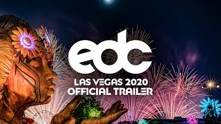 EDC Las Vegas 2020 Official Trailer