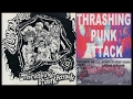 HUMONGOUS – Thrashing Punk Attack (Japan, 2002, Full album)