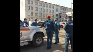 Школьник пытался поджечь учебный класс в школе в башкирском городе Стерлитамак