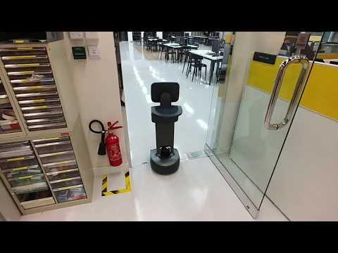 Robotic Tour Guide