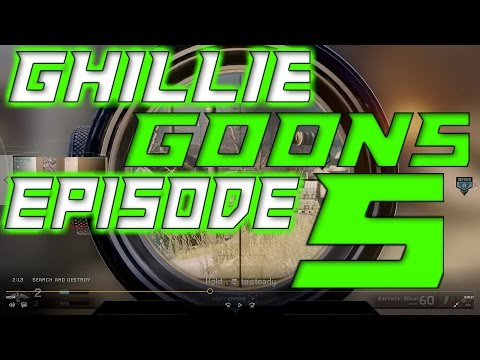 "Ghillie Goons Ep,5- ""Dude this team actually brought out the snipers"""