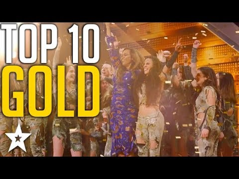 Top 10 Unforgettable Golden Buzzers on Americas Got Talent | Got Talent Global