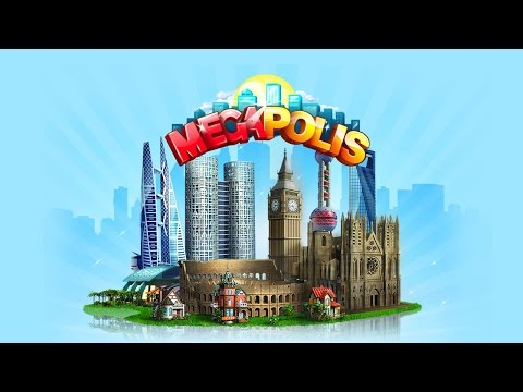 Megapolis HD - Gameplay (ios, ipad) (RUS)