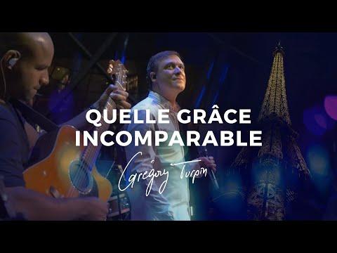 Grégory Turpin - Quelle grâce incomparable