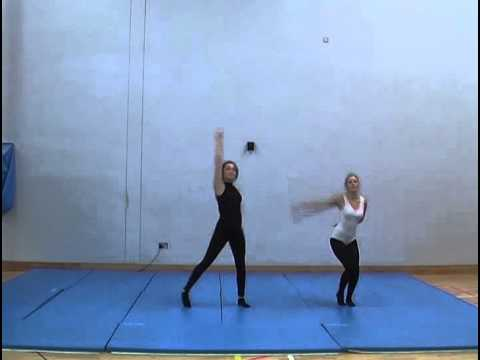 GCSE Dance Unit 3: Performance in a Trio (Rosas)