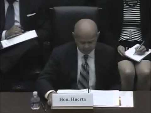 May 16, 2013 - Aviation Subcommittee Q&A with FAA Administrator
