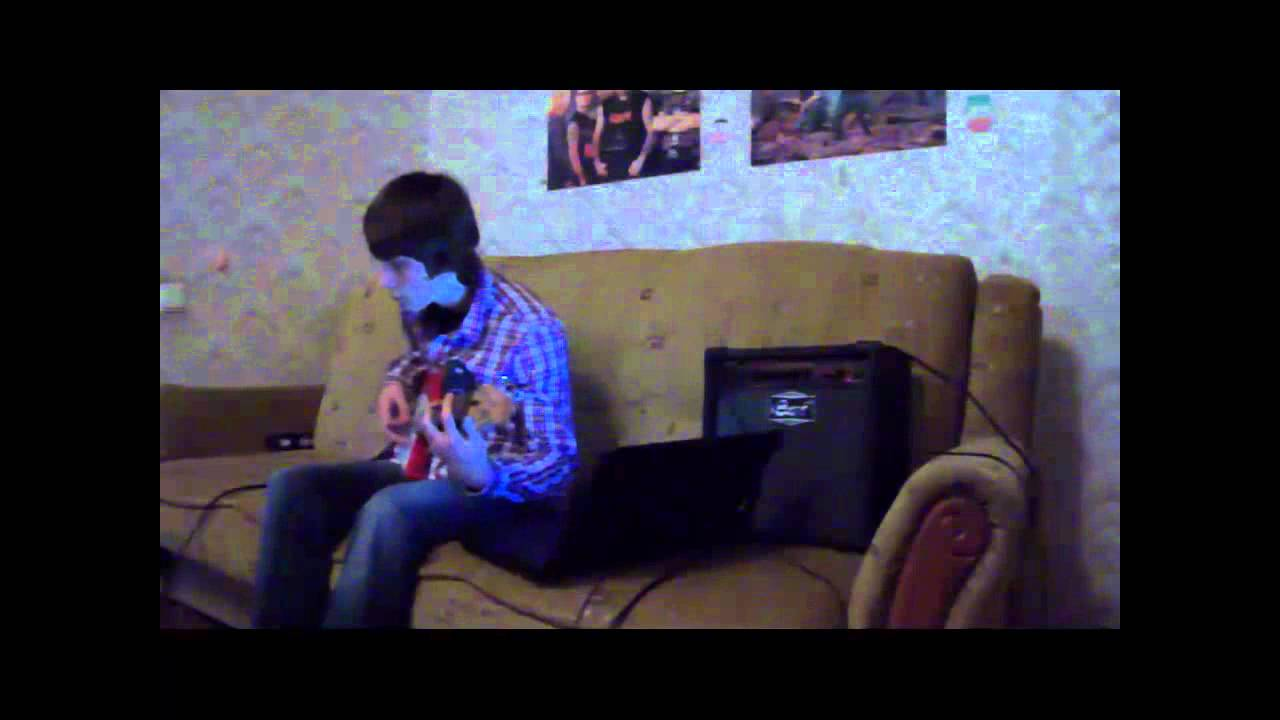 Framing Hanley - Lollipop cover by MrAndreyGuitar - YouTube