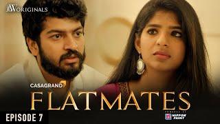 Flatmates   Episode 7   Tamil Web Series   ft Dipshi Blessy Akash Premkumar Karthik Baskar   JFW