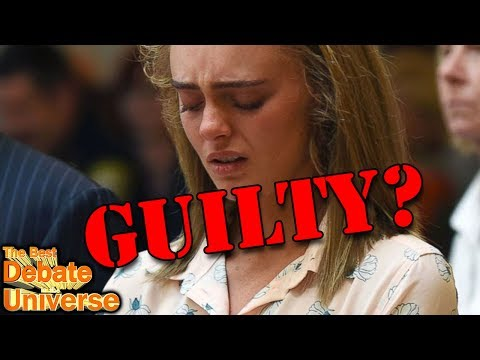 Joey Salads - Is Michelle Carter guilty of manslaughter? Best Debate #55
