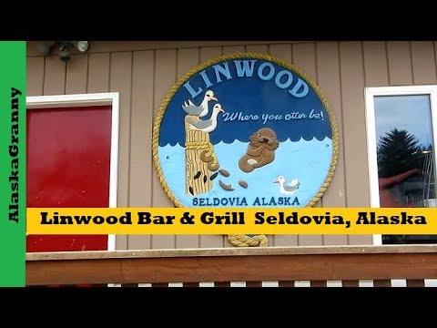 Linwood Bar and Grill Seldovia Alaska