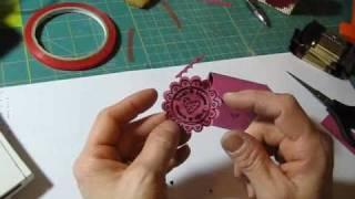 Choccolate Ghirardelli stamp box