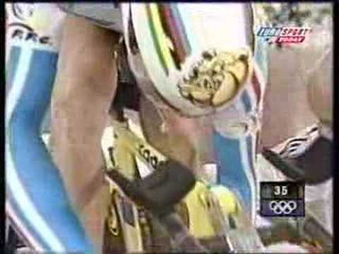 1 Km time trial olympic games sidney 2000 p.2°