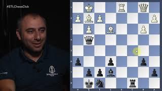 2014 U.S. Championship: Ray Robson vs. Akobian | Strategy Session - GM Varuzhan Akobian
