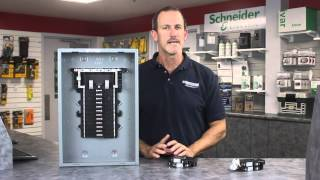 Behind the Counter look at: Square D™ QO™ Plug-on Neutral Load Centers and CAFI Circuit Breakers