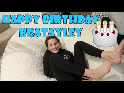 Happy Birthday Bratayley 🎂 (WK 365.4) | Bratayley