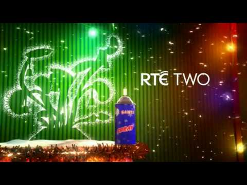 RTE Two Christmas Intersitials - YouTube