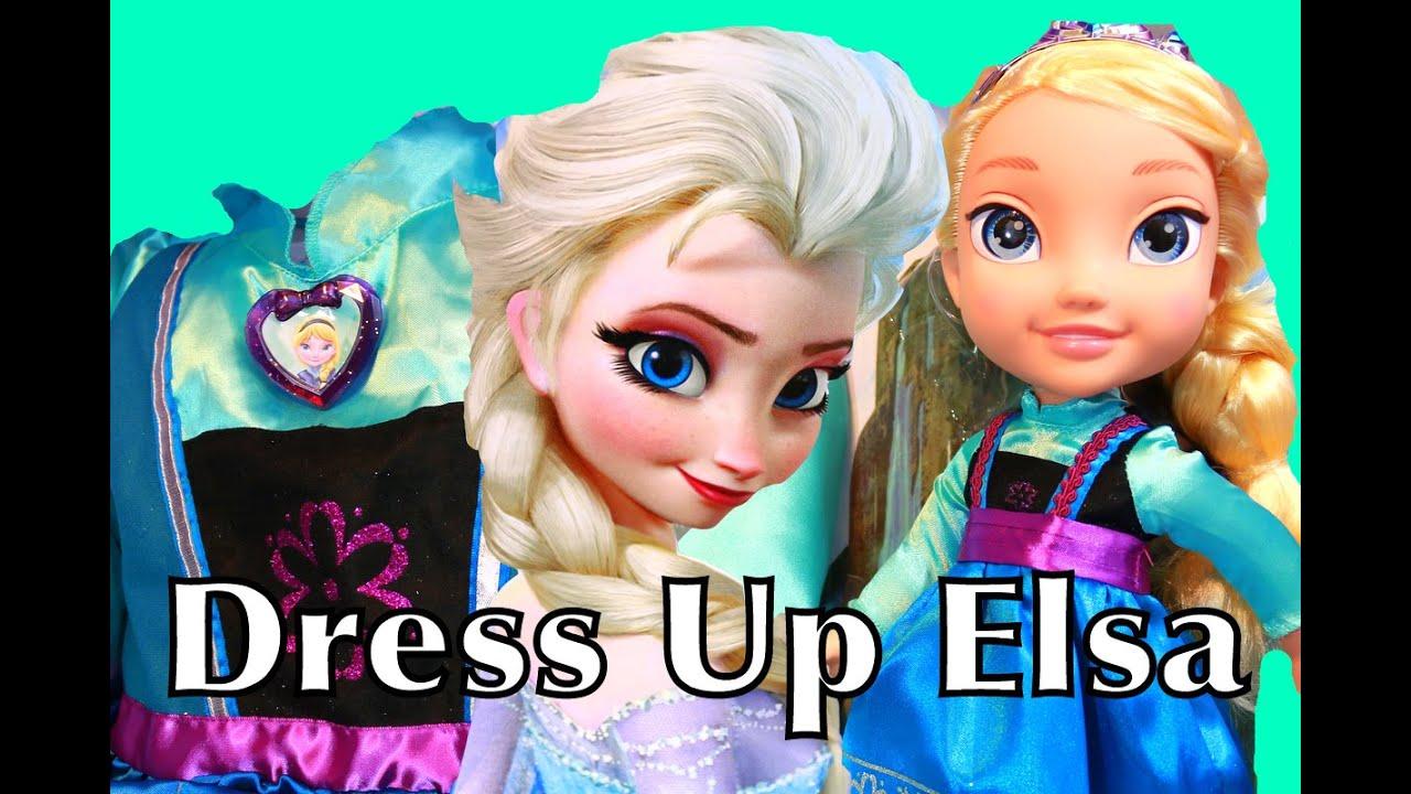 Amp toddler dress up gift set playset queen target frozen2 youtube