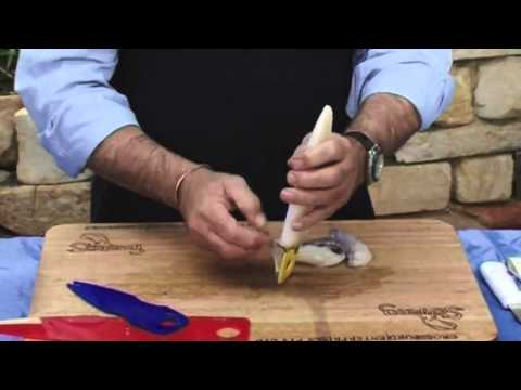How to Clean Squid