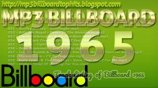 mp3 BILLBOARD 1965 TOP Hits mp3 BILLBOARD 1965