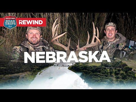 Early Season Whitetail Hunting | Bow Hunting Giant Bucks in Nebraska | Realtree Road Trips Rewind