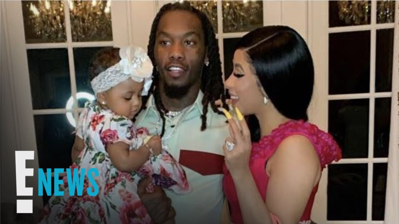 Inside Cardi B Offset S 400k 1st Birthday Party For Daughter