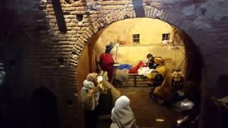 Presepe Abbazzia Vezzolano 4k - Nativity scene Vezzolano Abbey 4k