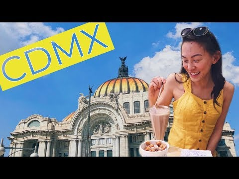From Rooftop Bars To The Pyramids | Mexico City Vlog