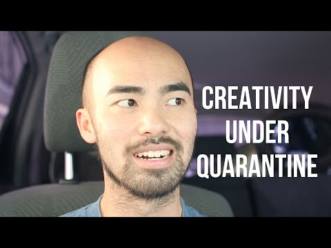 Creativity Under Quarantine: How Restrictions Give Us More Freedom