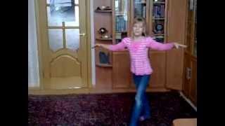 сасово .первые уроки в танцевальном кружке.